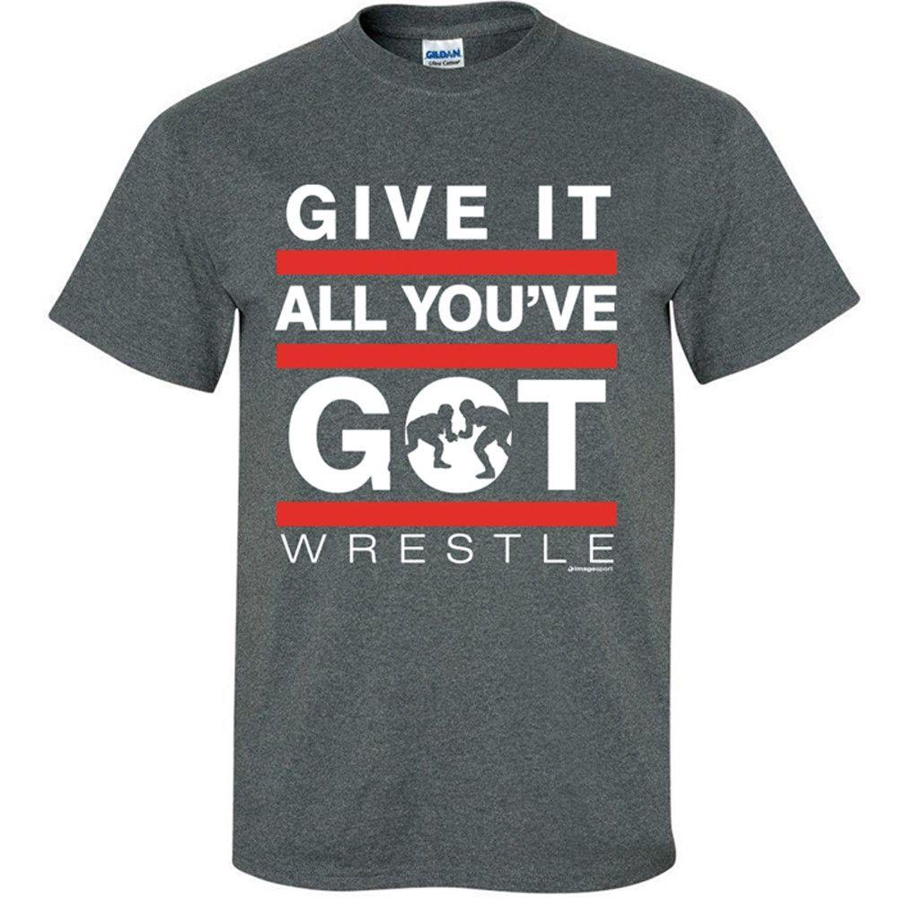 Image Sport Give It All You've Got T-Shirt