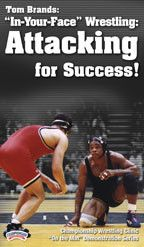Tom Brands: 'In Your Face' Wrestling - Attack for Success (DVD)
