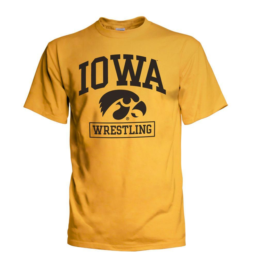 J America Iowa Gold Cotton T Shirt