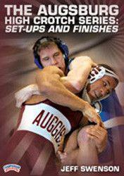 Jeff Swenson - The Augsburg High Crotch Series: Set-Ups and Finishes (DVD)
