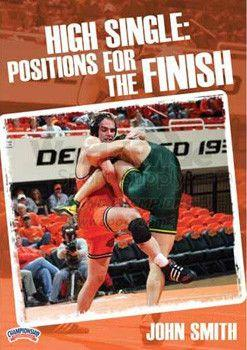 John Smith:  High Single:  Positions for the Finish (DVD)