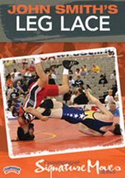 John Smith:  Signature Move Series:  John Smith's Leg Lace (DVD)