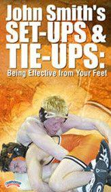 John Smith's Set-Ups and Tie-Ups: Being Effective From Your Feet (DVD)
