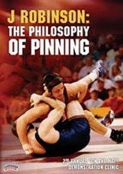 J. Robinson: The Philosophy Of Pinning (DVD)
