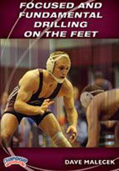 Dave Malecek: Focused and Fundamental Drilling on the Feet (DVD)