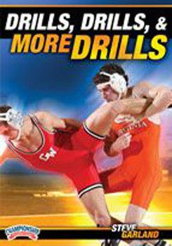 Steve Garland: Drills, Drills and More Drills (DVD)
