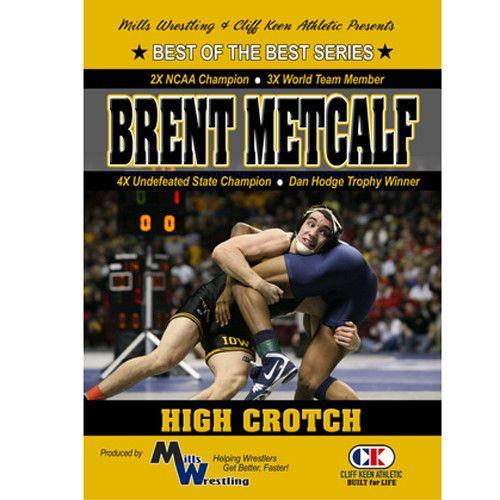 Brent Metcalf - High Crotch (DVD)