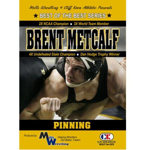 Brent Metcalf - Pinning (DVD)