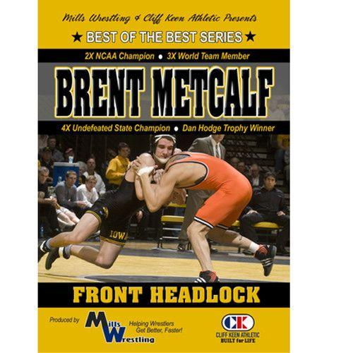 Brent Metcalf - Front Headlock (DVD)