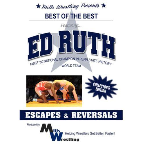 Ed Ruth - Escapes and Reversals (DVD)