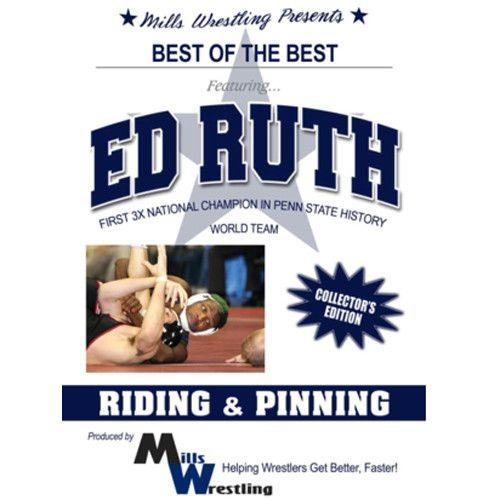 Ed Ruth - Riding and Pinning (DVD)