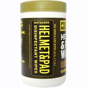 Matguard Headgear and Pad Wipes