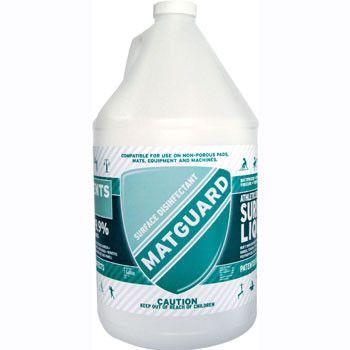 Matguard Mat and Surface Cleaner Gallon Size