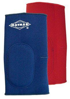 Matman Nylon Reversible Kneepads Red/Royal