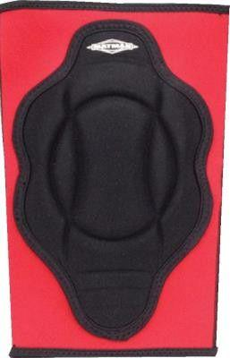 Matman Shcok Neoprene Kneepads Red