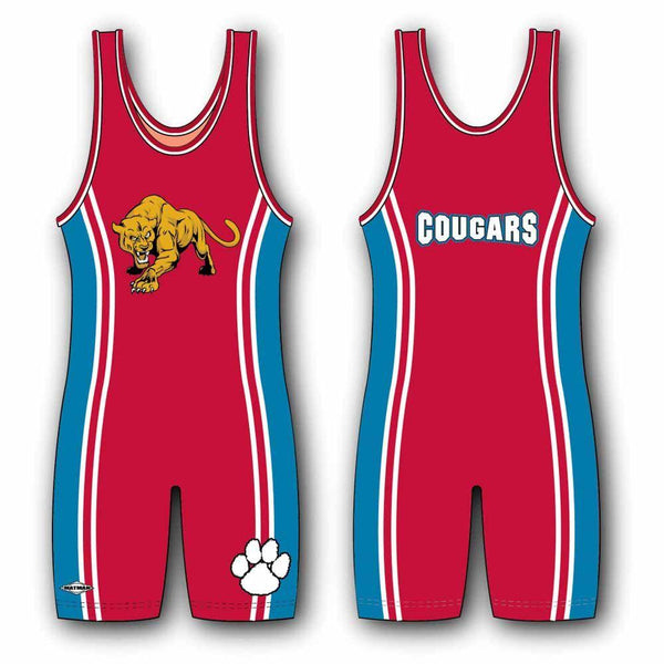 Matman Custom Sublimated Singlets