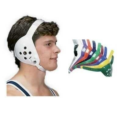 Matman Two Strap Headgear White