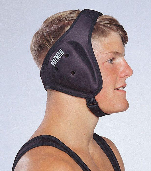 Matman Ultra Soft Headgear Black