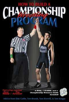 How to Build a Championship Wrestling Program Multi-media Set - David Mills (DVD)