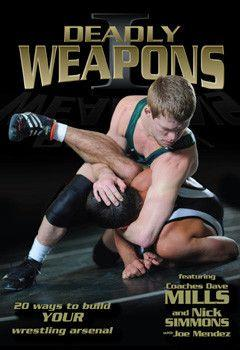 Deadly Weapons I - Dave Mills (DVD)