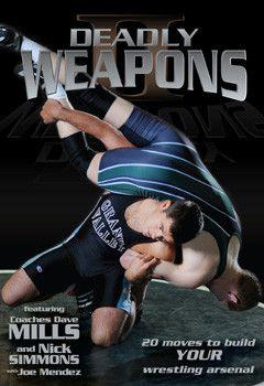 Deadly Weapons II - Dave Mills (DVD)