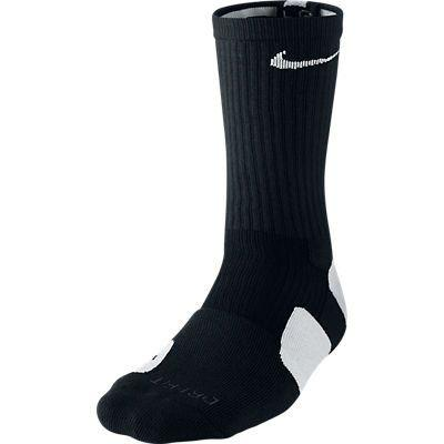 NIke Elite Cushioned Crew Socks