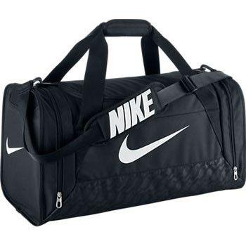 Nike Brasilia 6 Medium Duffle Bag Black