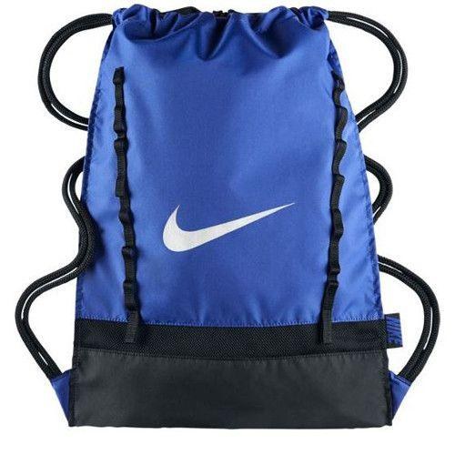 Nike Brasilia 7 Gym Sack Game Royal Black White