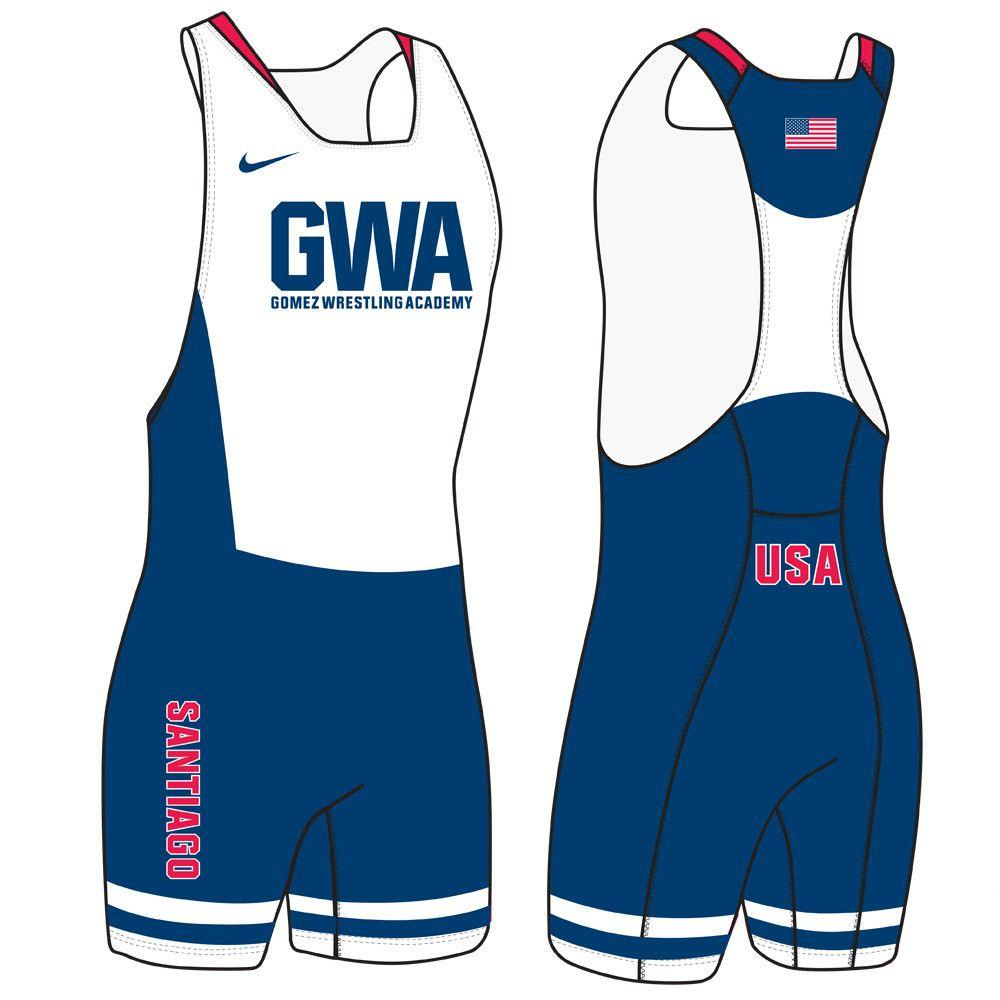 Nike Custom Sublimated Singlets Nike Custom Sublimated Singlets