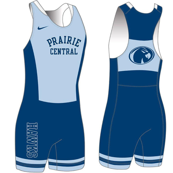 Nike Custom Sublimated Singlets