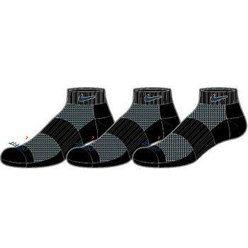 Nike Dri Fit Half Cushioned Low Cut Socks
