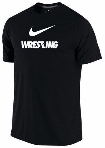 Nike Wrestling Dri-Fit T-shirt Black