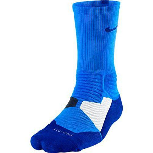 Nike Hyper Elite Crew Socks Blue Hero Game Royal