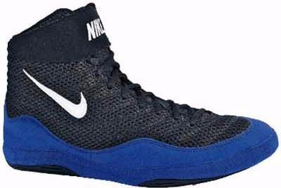 Nike Inflict 3 Royal Blue Black Wrestling Shoes