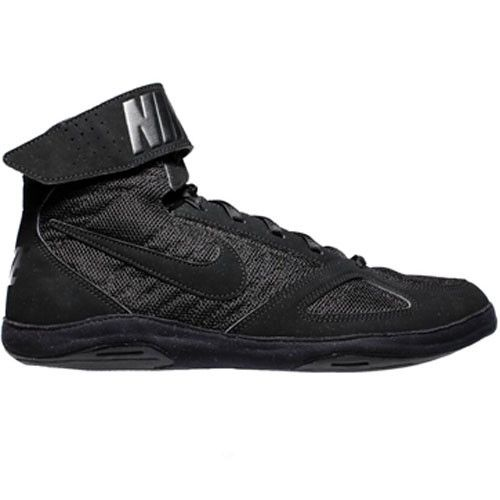 Nike Takedown 4 Black Black Black Wrestling Shoes