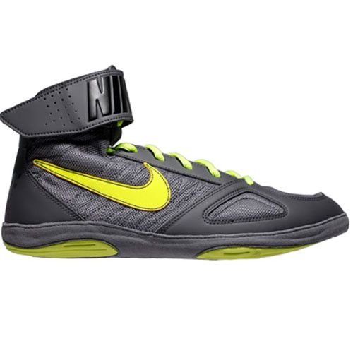 Nike Takedown 4 Dk Grey Cool Grey Wrestling Shoes