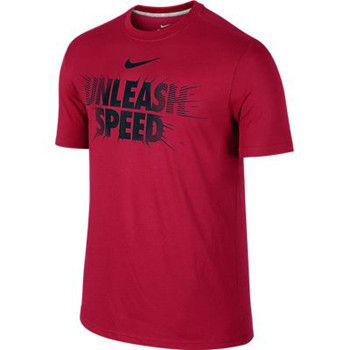 Nike Unleash Speed Red T Shirt