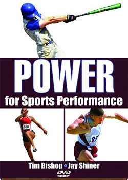 Power For Sports Performance (DVD)