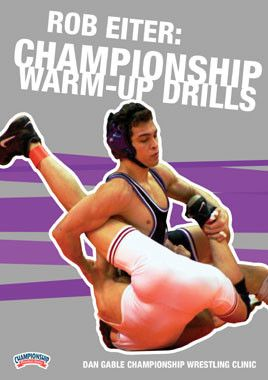 Rob Eiter - Championship Warm-Up Drills (DVD)