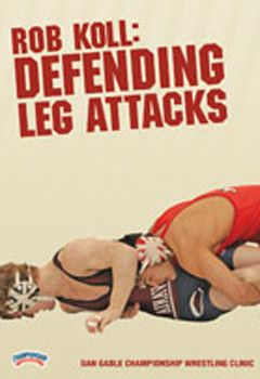 Rob Koll: Defending Leg Attacks (DVD)