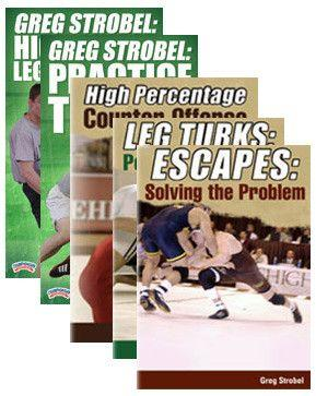 Greg Strobel Technique (DVD) Package