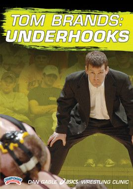 Tom Brands - Underhooks (DVD)
