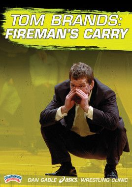 Tom Brands - Fireman's Carry (DVD)