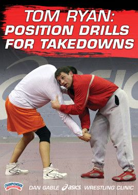 Tom Ryan - Drills for Takedowns (DVD)