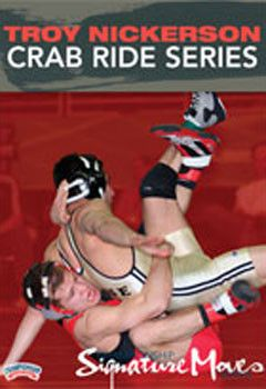 Troy Nickerson: Crab Ride Series (DVD)