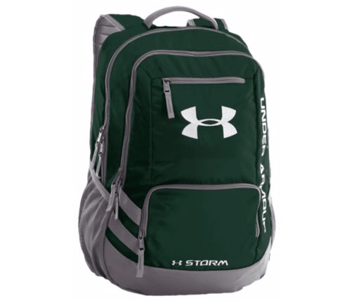 Under Armour Hustle II Backpack Green