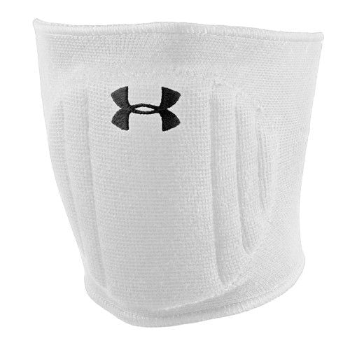 White Under Armour Knee Pad White