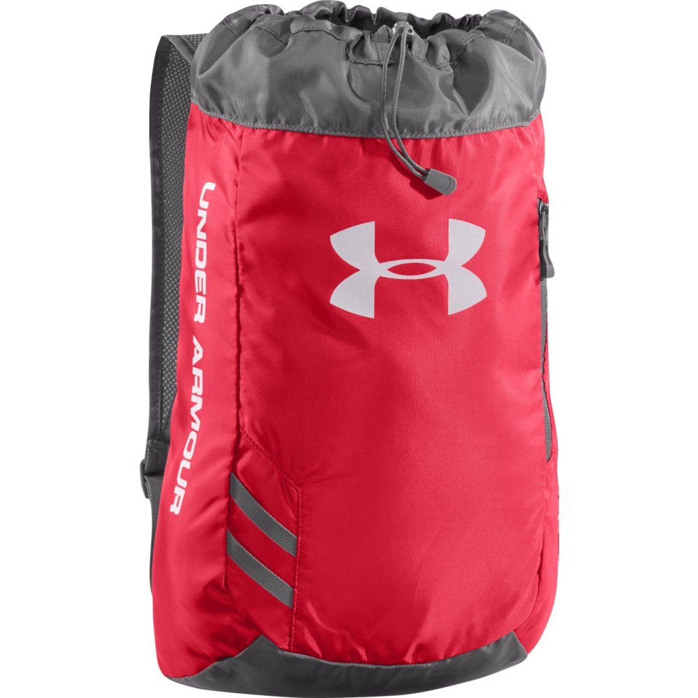Under Armour Trance SackPack Red Graphite White