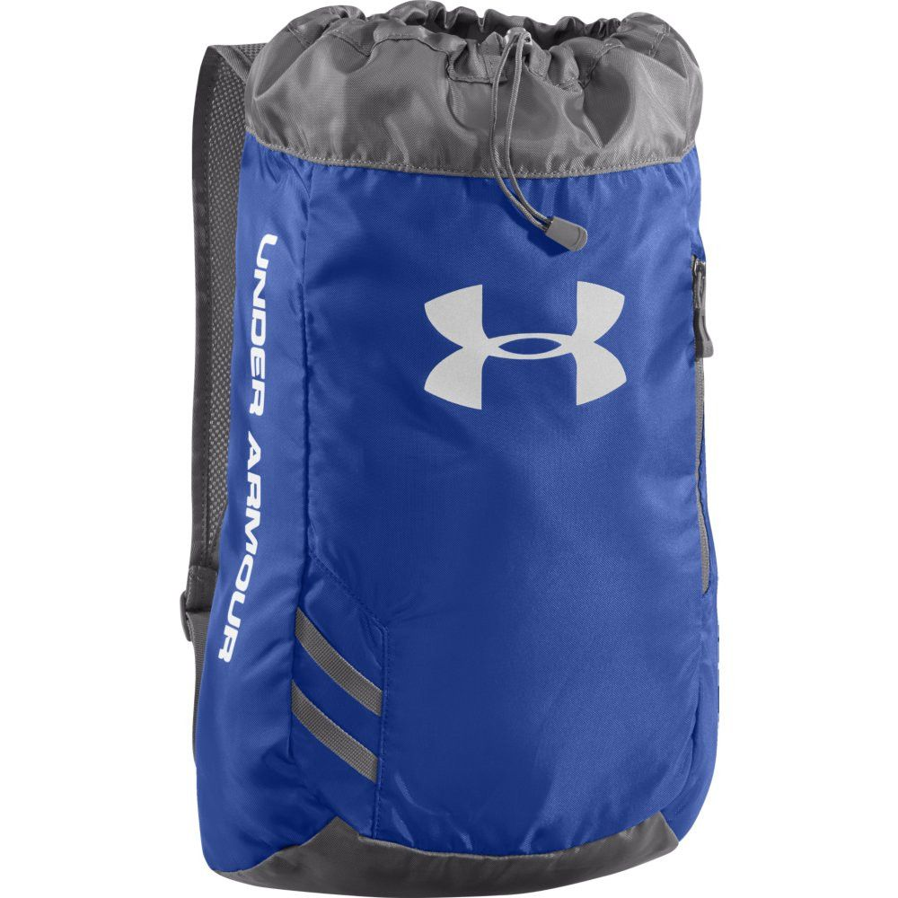 Under Armour Trance SackPack Royal Graphite White