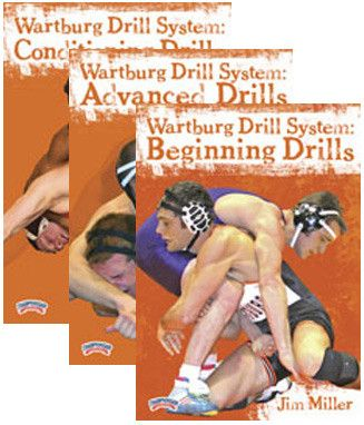 Wartburg Drill System (DVD) Package